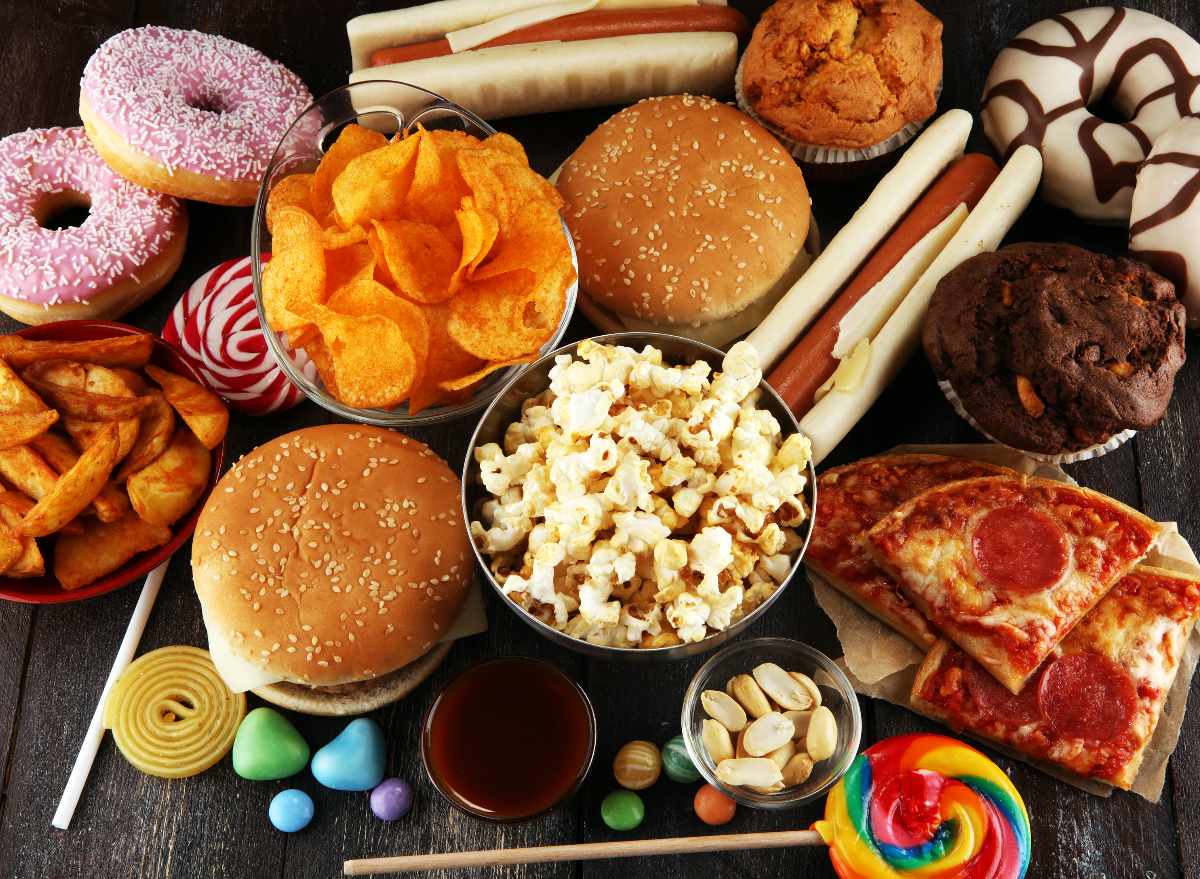 10 Most Common harmful effects of junk food Everyone should know