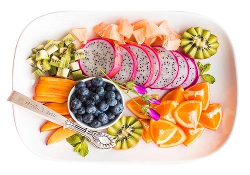 balance food diet