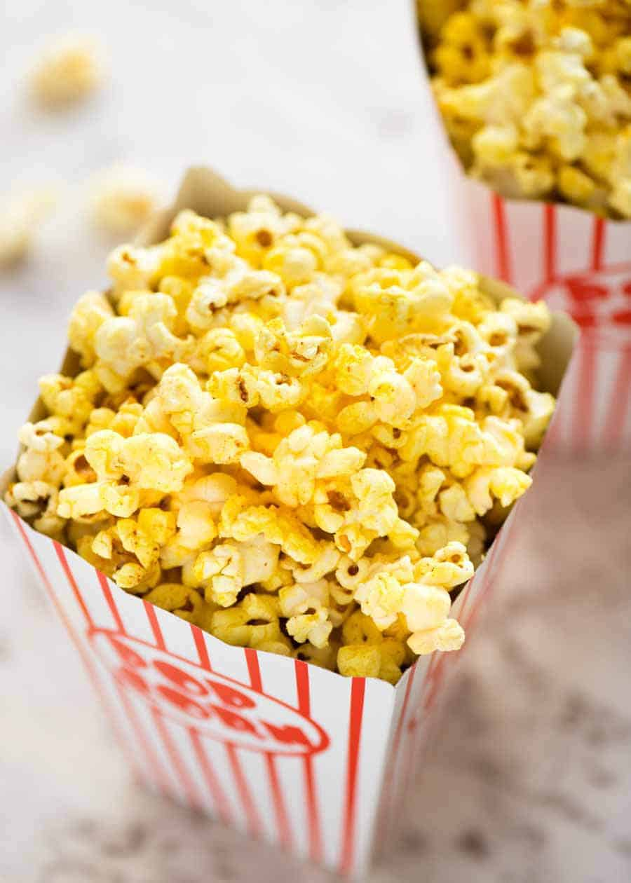 Probing into Popcorn's 'POP' - is popcorn Healthy & good for you?